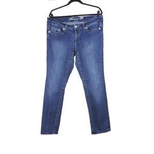 Seven7 Women's Slim Straight Jean's Size 14